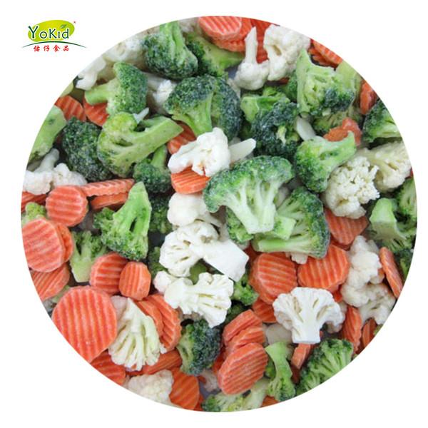 冷冻混合菜