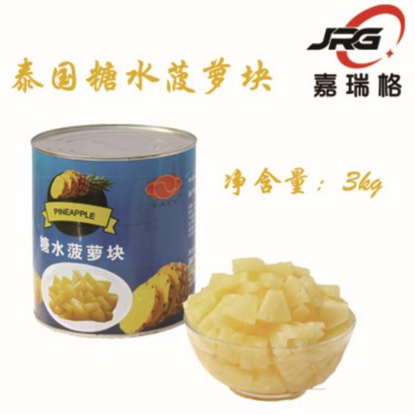 TATY 泰国糖水菠萝块
