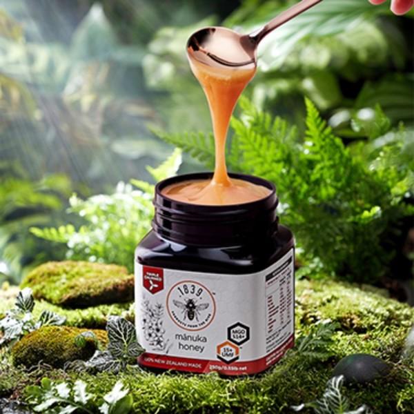 1839麦卢卡蜂蜜新西兰原装进口麦卢卡蜂蜜UMF15+250G