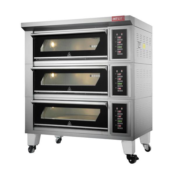 豪华型电热烘炉HTD-60KI三层六盘