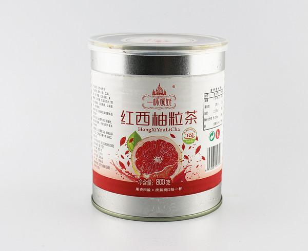 红西柚粒茶