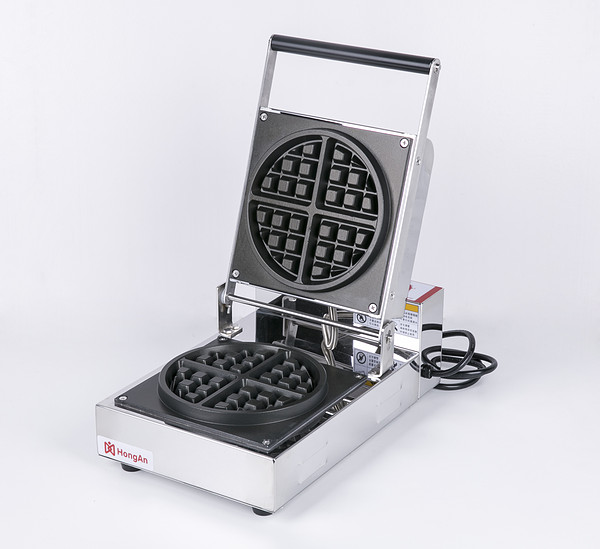 深格圆形华夫饼机
