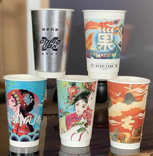 立體印刷紙杯