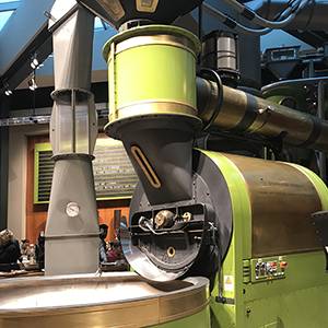 Scolari FIMT 120 全循环意式深度烘焙热风烘焙机