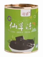 仙草冻罐头