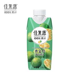 佳果源100%青金桔复合果汁
