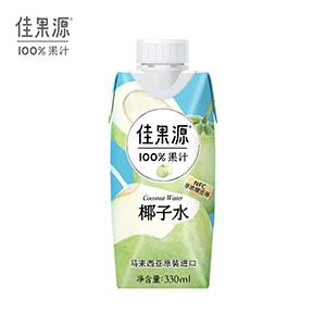佳果源100%NFC椰子水