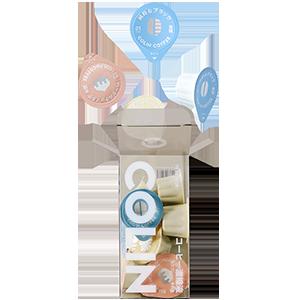 柯林丨小萌蛋日本进口冷萃咖啡浓缩萃取咖啡液