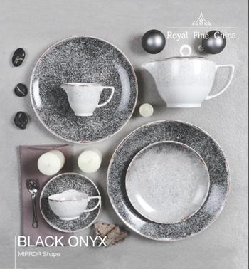 BLACK ONYX系列 陶瓷餐具