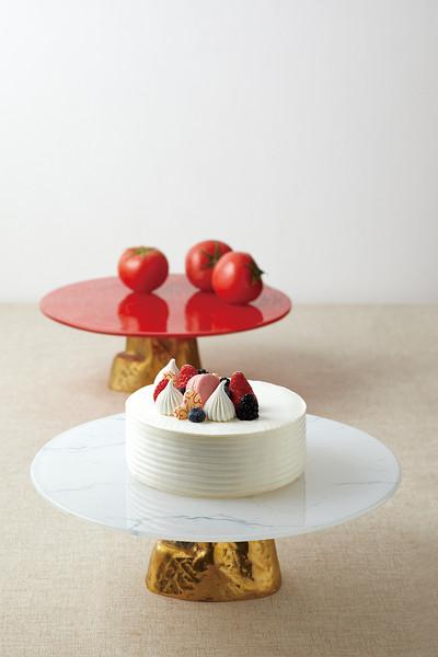 玻璃蛋糕盘