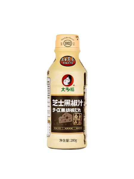 芝士黑椒汁