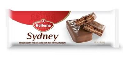 Sydney牛奶巧克力饼干