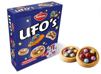 UFO's饼干