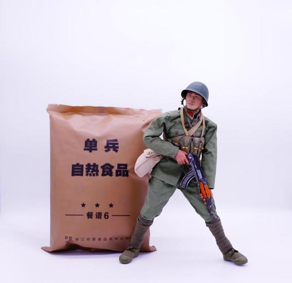米之美单兵食品