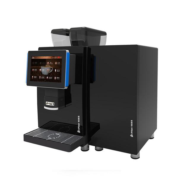 Q5Pro鲜奶版现磨咖啡机
