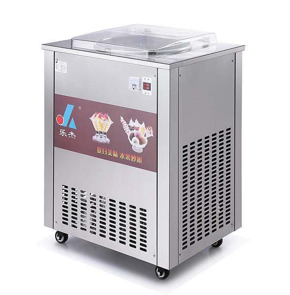全自动炒冰机
