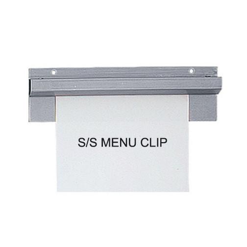 S/S MENU CLIP不锈钢菜单挂架K18501-K18508