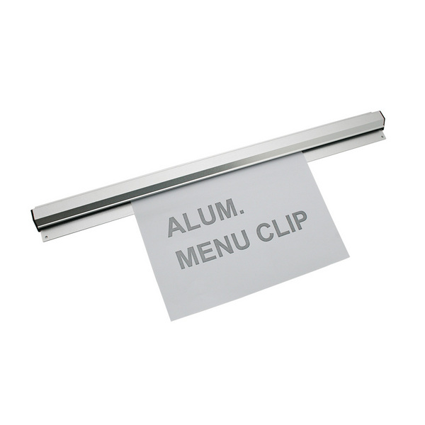 ALUM. MENU CLIP铝菜单挂架K18401-K18406