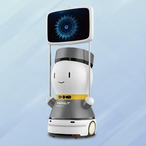 智能导引机器人