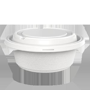 环保甘蔗纸浆碗