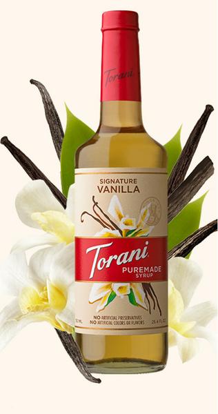 TORANI 臻选系列糖浆