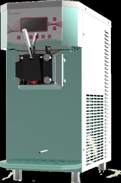 GP100pr0-AP单口味软冰淇淋机