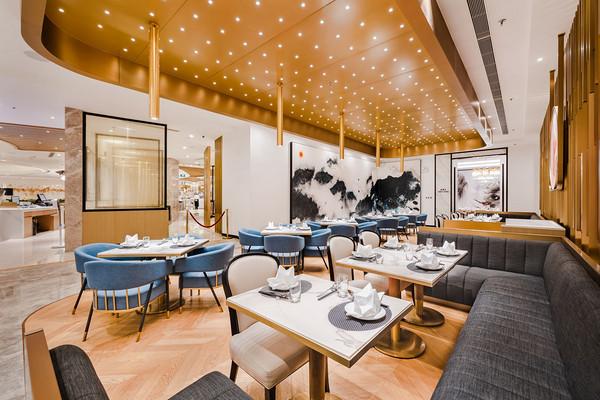 设计案例 - 沈阳索菲特酒店中餐厅