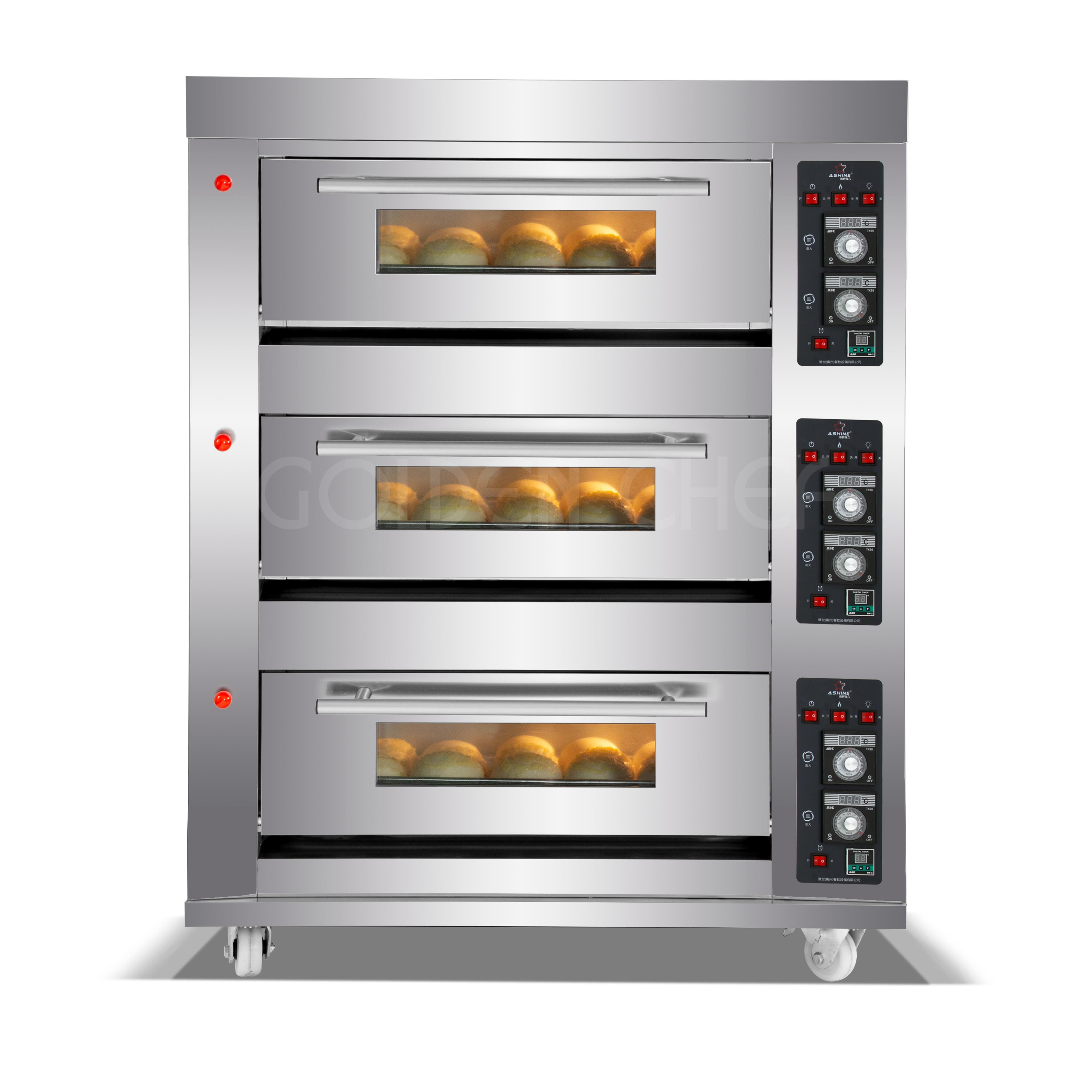 Gas oven燃气烘炉/智能燃气烘炉