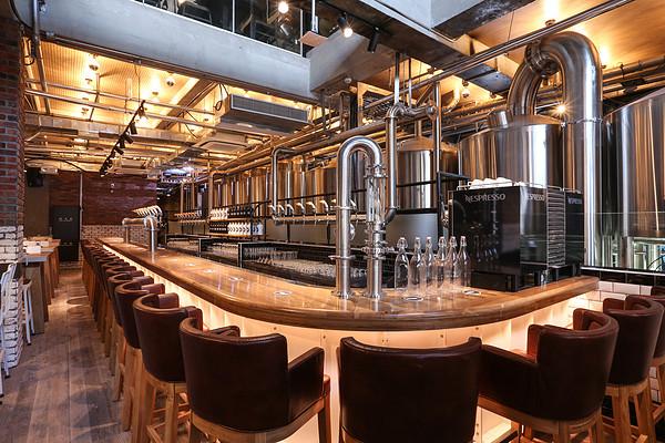 鹅岛精酿啤酒吧
