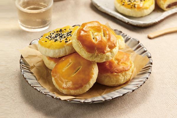 台式软酥饼
