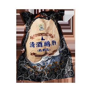 五森清酒鹅肝