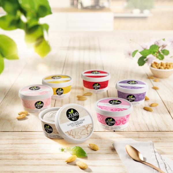 巴旦木基植物酸奶/Almond Based Yogurt