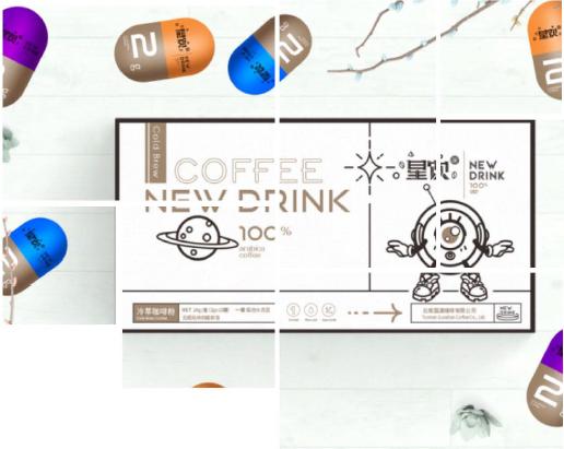山人无梦·冷萃咖啡粉
