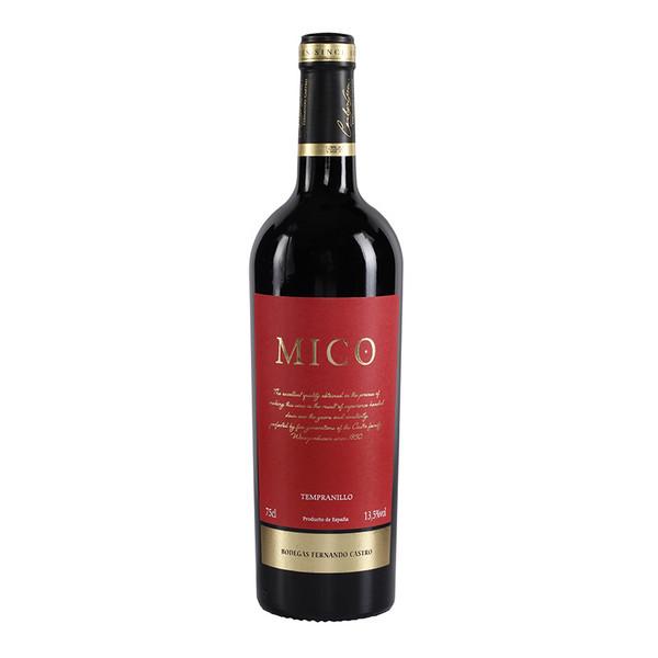 迷口半干型红葡萄酒(MICO干红)