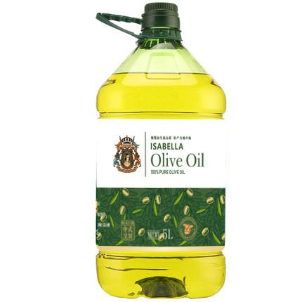纯正初榨橄榄油5L