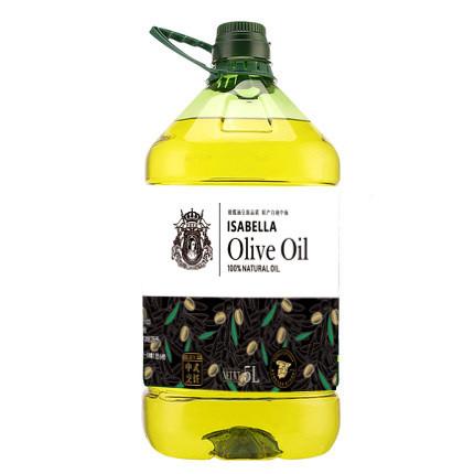特级初榨橄榄油5L
