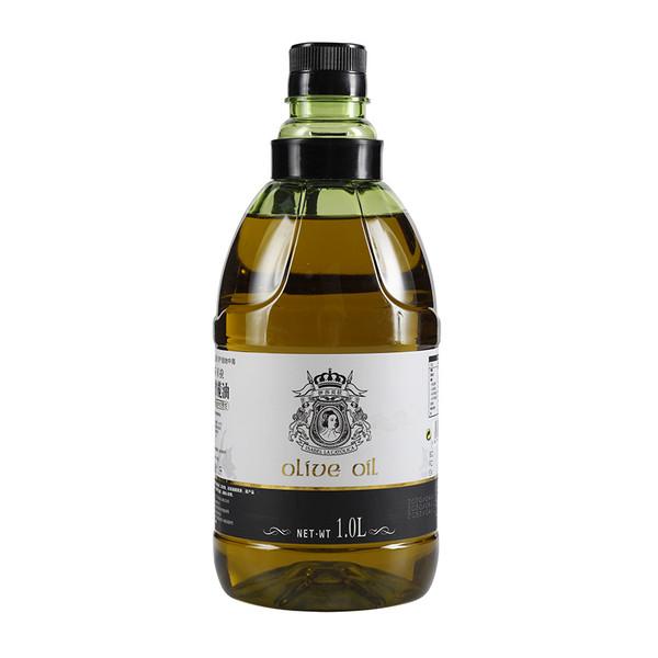 纯正初榨橄榄油1L