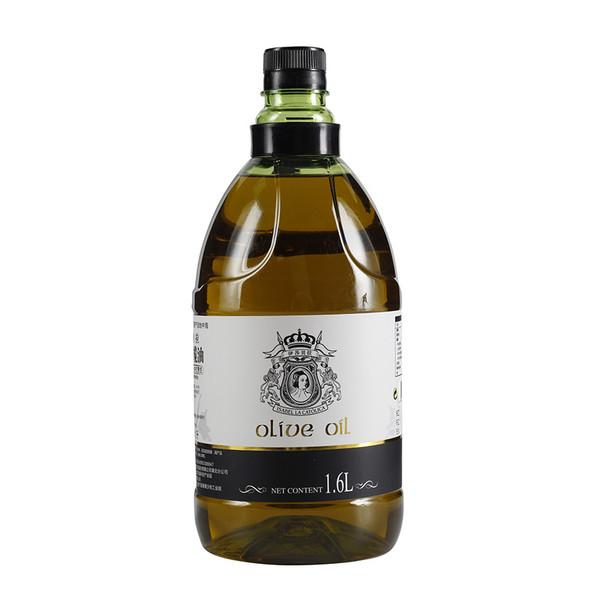 纯正初榨橄榄油1.6L