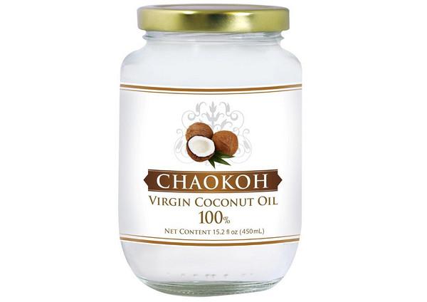 俏果椰子油
