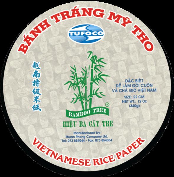 越南越竹林春卷皮