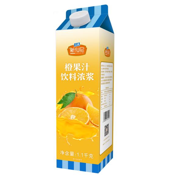 橙果汁饮料浓浆