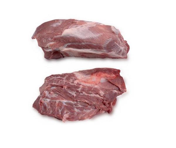 冷冻猪颈肉直切