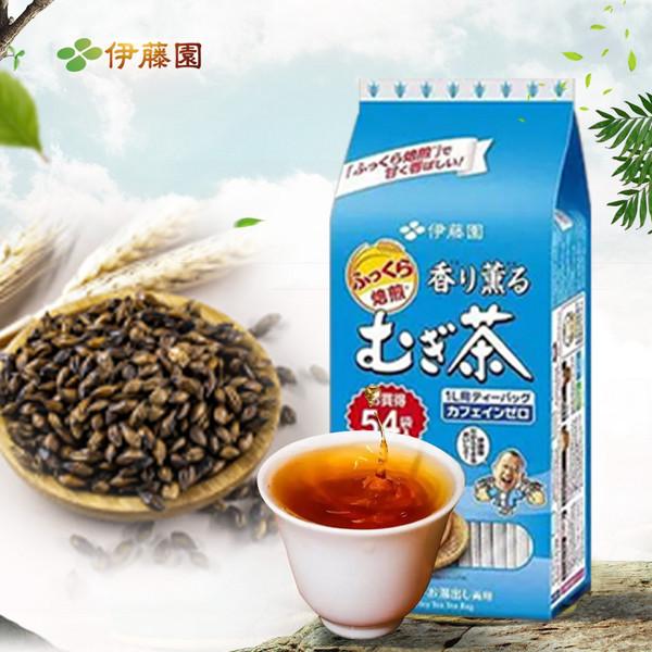 伊藤园大麦茶