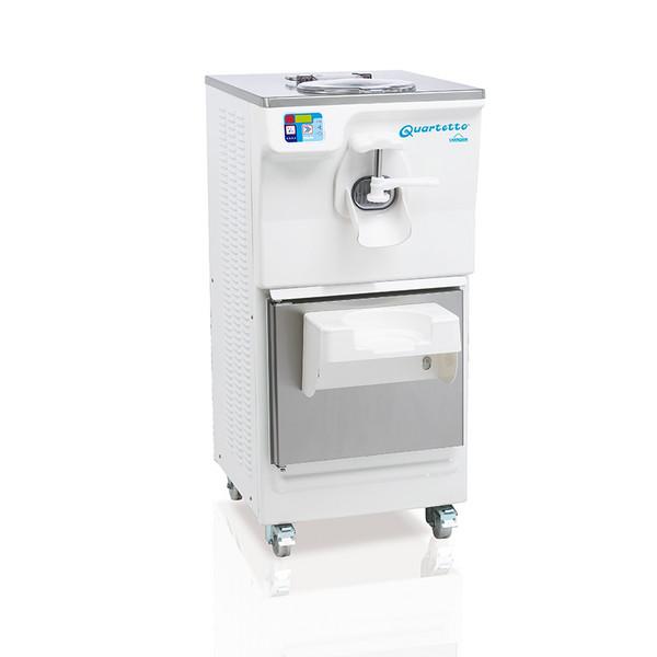 quartetto卡比詹尼 意式冰淇淋机 自带冷冻柜