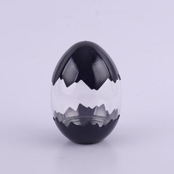 蛋壳杯500ml圆形杯蛋蛋奶茶杯果汁瓶500ml饮料瓶