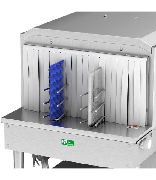 容器灭菌清洗机5代-洗盘系列