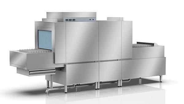 长龙式洗碗机L-1AR1