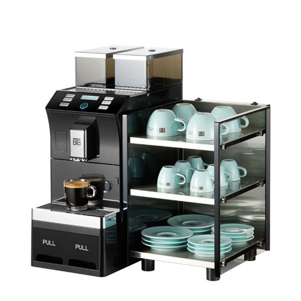 BTB-101+6商务办公用全自动咖啡机