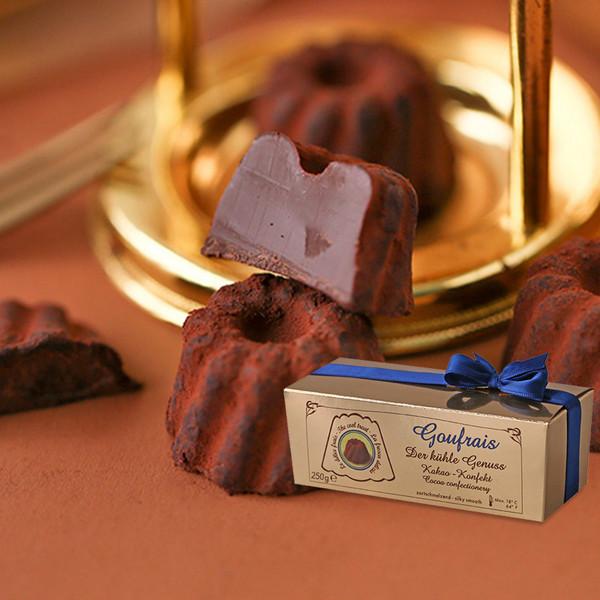 goufrais巧克力