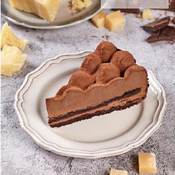 郑丹尼尔巧克力慕斯蛋糕
